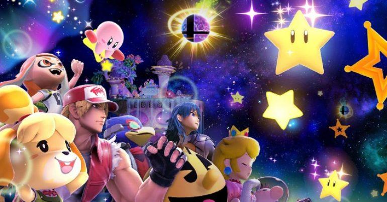 Nintendo Unveils First Smash Brothers Championship 2021