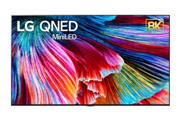 LG adds QNED Mini LED TVs to its 2021 lineup