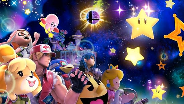 The Galactic Star Championship kicks off on January 1, 2021. Courtesy of Nintendo.