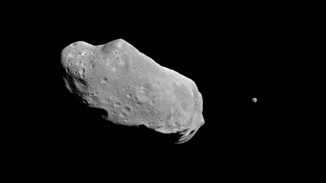 Scientists get their first look at an asteroid sample from space