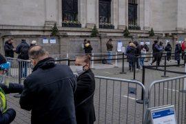 The Coronavirus spike in the UK has passed its spring peak as shutdown options loom