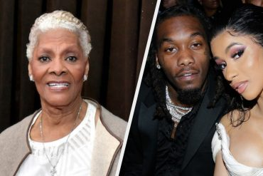 Dionne Warwick just found out who Cardi B and Offset are