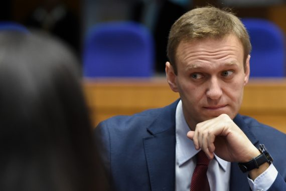 Russian opposition leader Alexei Navalny arrested upon arrival in Moscow: NPR