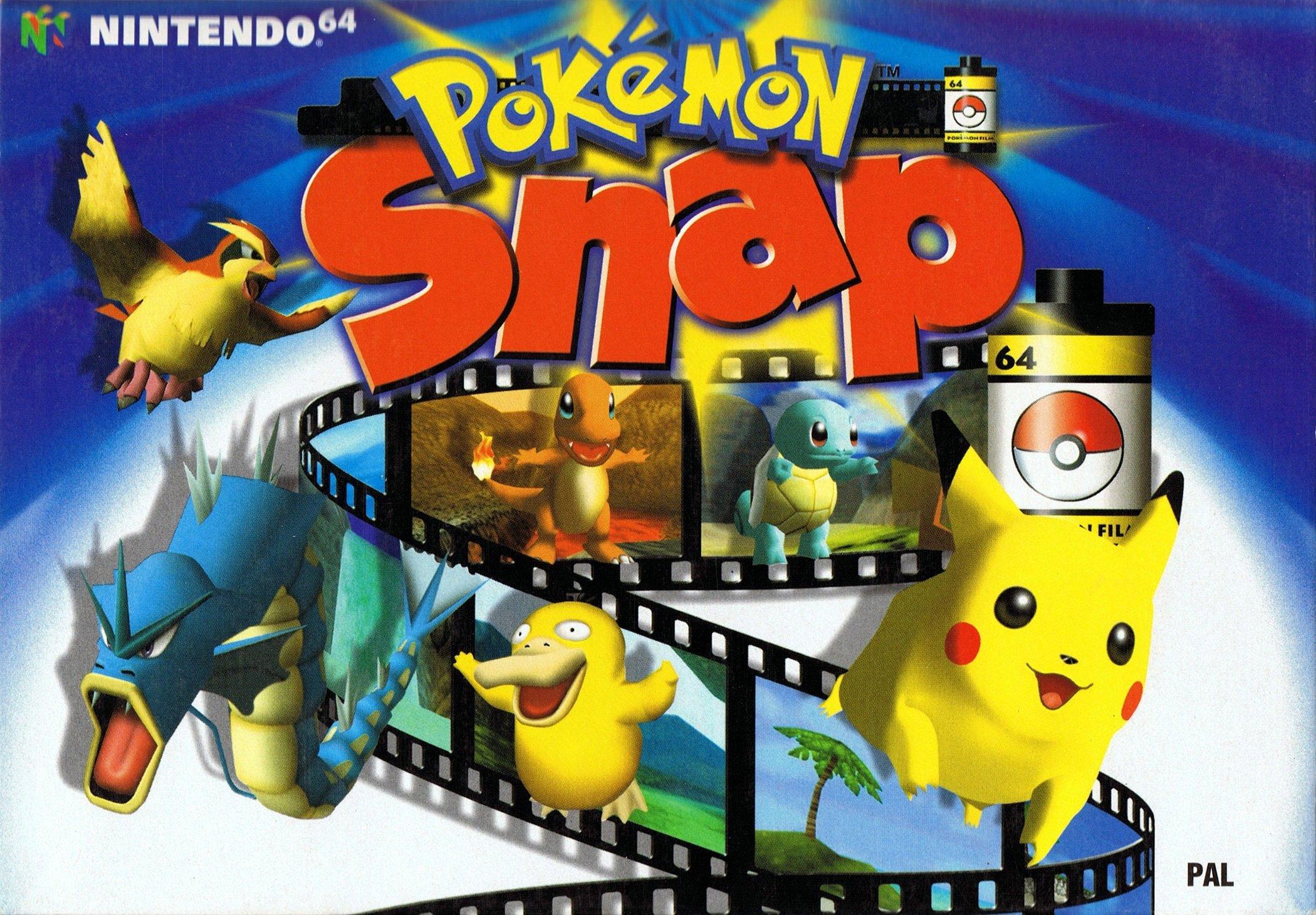 Pokemon Snap still stands in 2021