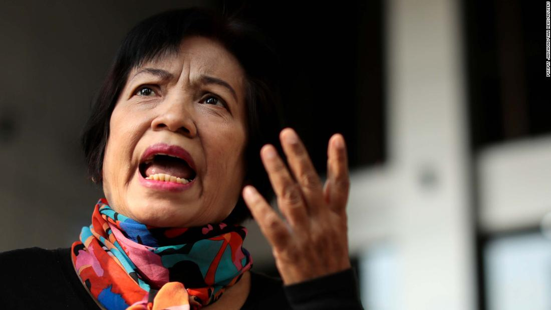 Thai woman receives record sentence of 43 years in prison for insulting the monarchy, sending a chilling message to activists