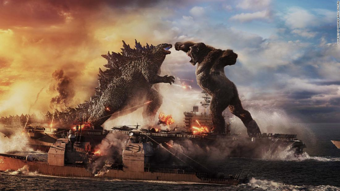 "The trailer for ""Godzilla vs Kong"" offers a first glimpse of the epic confrontation of monsters"
