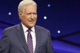 "Alex Trebek's latest movie ""Jeopardy"" The episode ends with a passionate tribute"