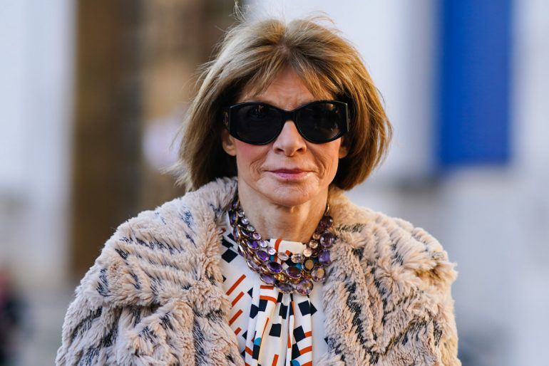 Anna Wintour defends controversial Kamala Harris Vogue cover