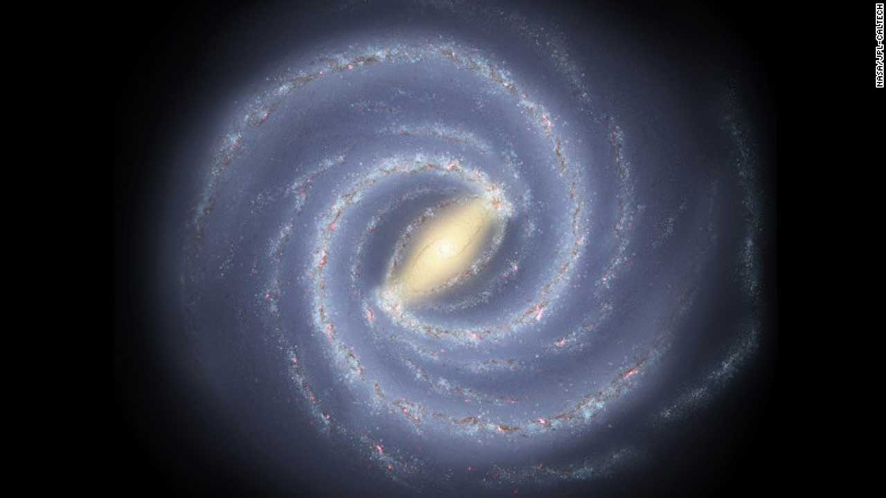 Astronomers discover a massive family of stars in the Milky Way