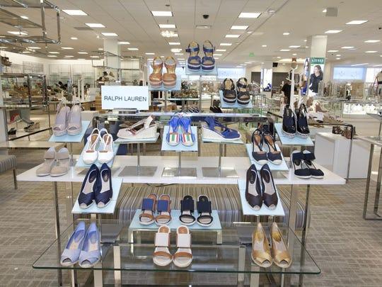 William Henry Belk opened the first department store in Belk in 1888.