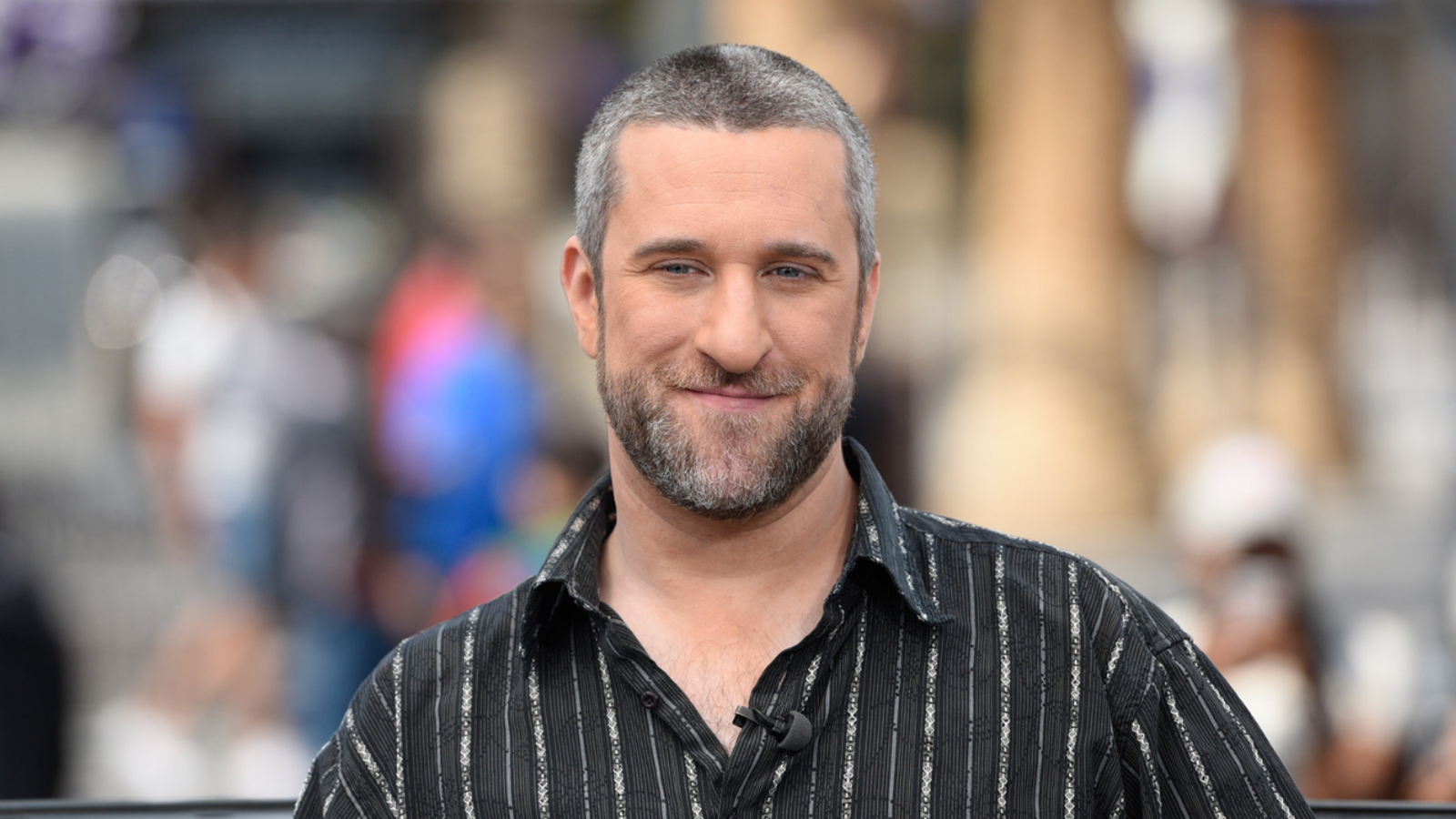 """Dustin Diamond, the star of """"Bill Saved Him,"""" is hospitalized with cancer"""