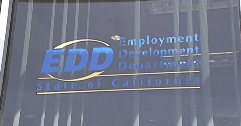 EDD freezes payments to 1.4 million California residents