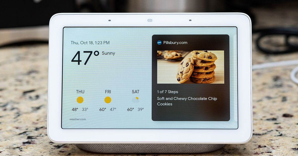 Google's next Nest Hub can use radar to track your sleep, and I have questions