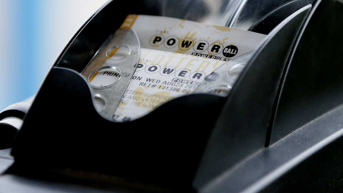 Here are the winning numbers for Powerball's $ 731 million on Wednesday