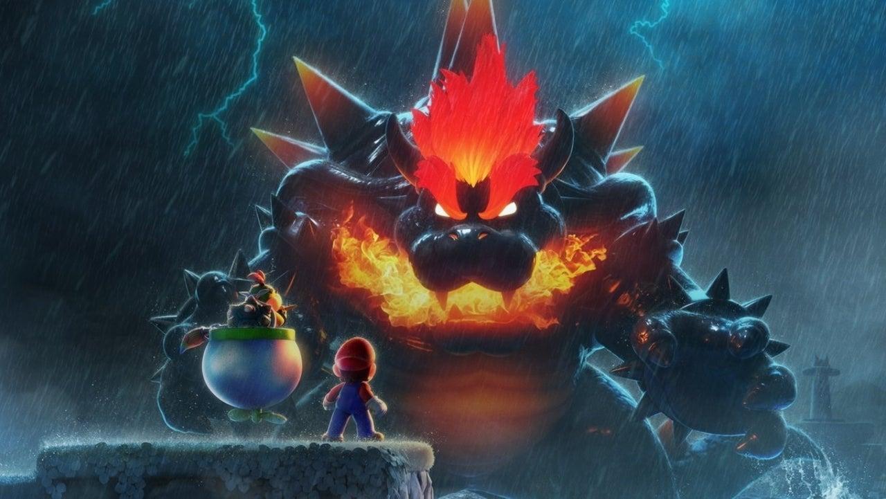 Nintendo characters star in Awesome Godzilla versus Kong Mash-Up
