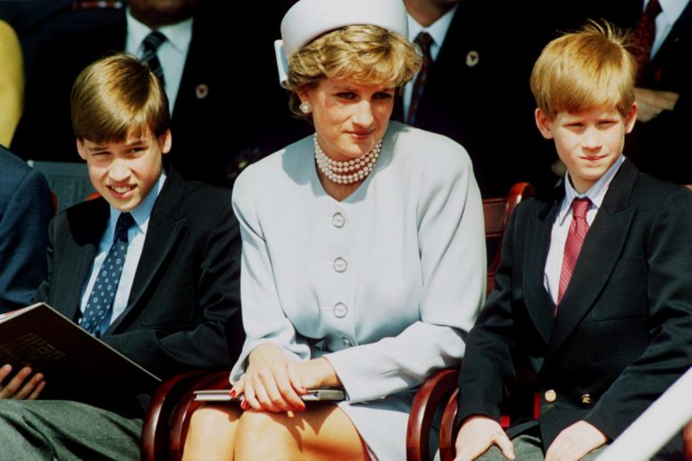 Prince William and Prince Harry are at odds over the report