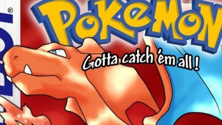 Random: Pokémon Red is played inside someone's Twitter avatar