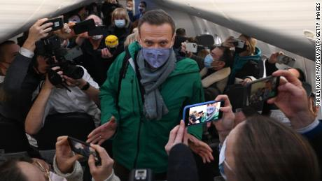 Why Putin Wants To Keep Navalny Locked Up
