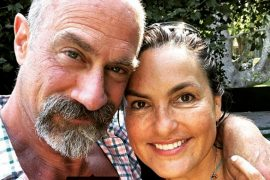 SVU 'Mariska Hargitay and Chris Meloni Do Instagram - Deadline