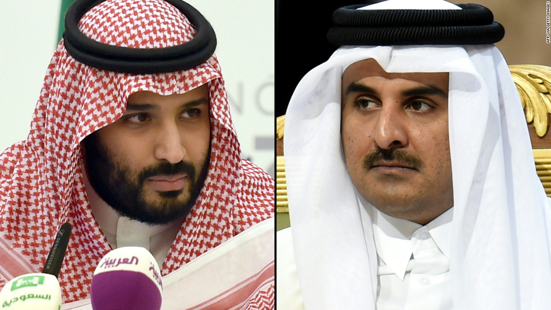 Saudi Arabia and Qatar reopen airspace and maritime borders ahead of the Gulf Cooperation Council summit
