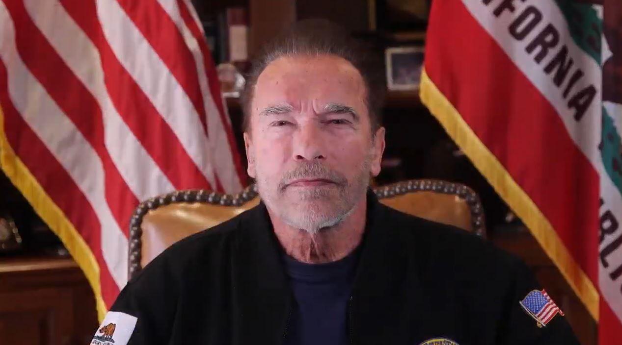 Schwarzenegger calls President Trump the worst president ever -