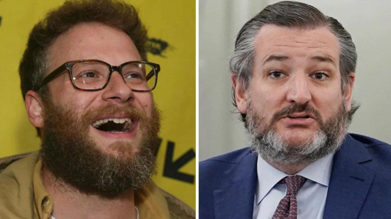 Seth Rogen and Ted Cruz got into a Twitter dispute over Walt Disney's legacy