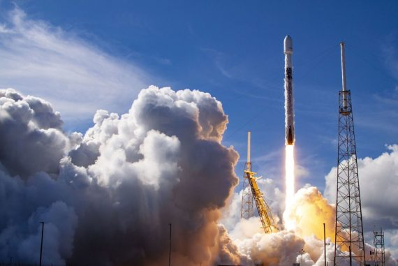 SpaceX will launch its first Starlink satellites for 2021 on Tuesday.  Here's how to watch.