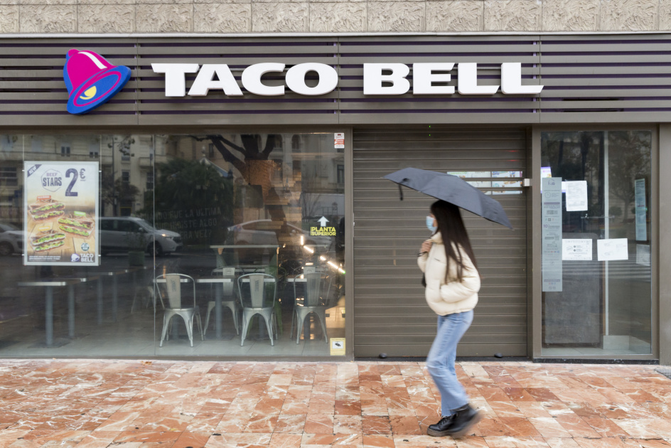 Taco Bell works with Beyond Meat to create a new vegan protein