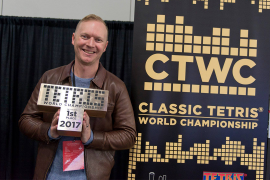 Tetris world champion Jonas Neubauer dies at 39