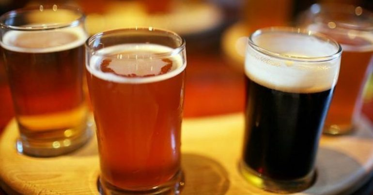 The alcoholic beverage business at Grosse Pointe Woods is temporarily closed after the beer was accidentally shipped in the state