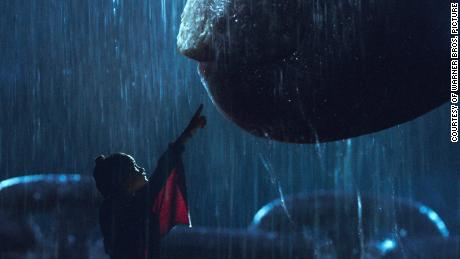 Only a little orphan girl can communicate with Kong in the battle to save the world.