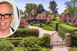 Tommy Hilfiger sells his $ 45 million mansion and is said to be moving to Florida