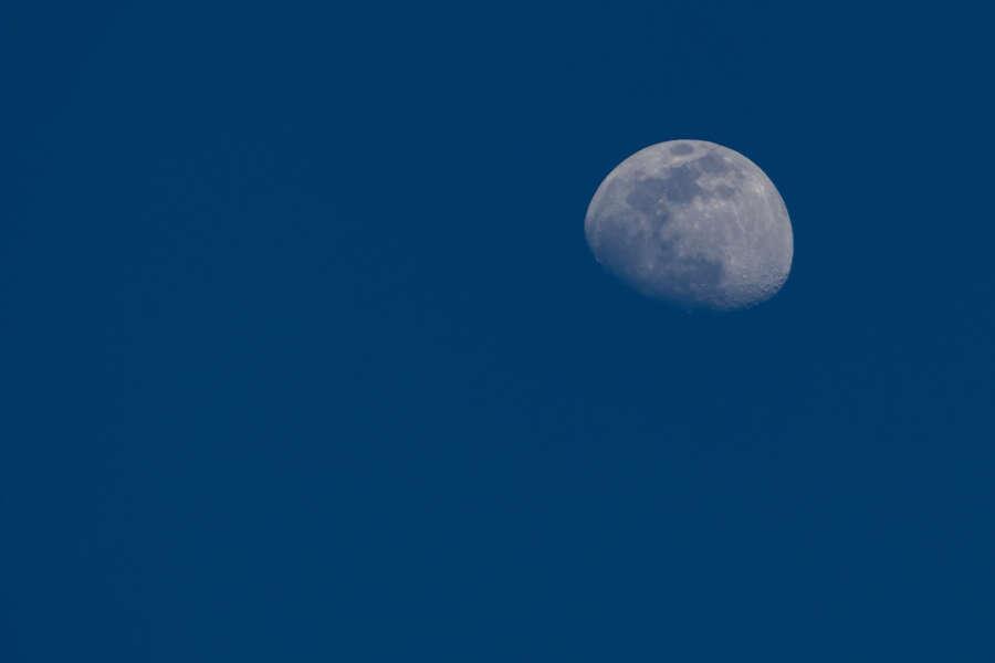 Watch the moon cross the winter hexagon this week